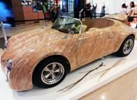 レンタカー模型
